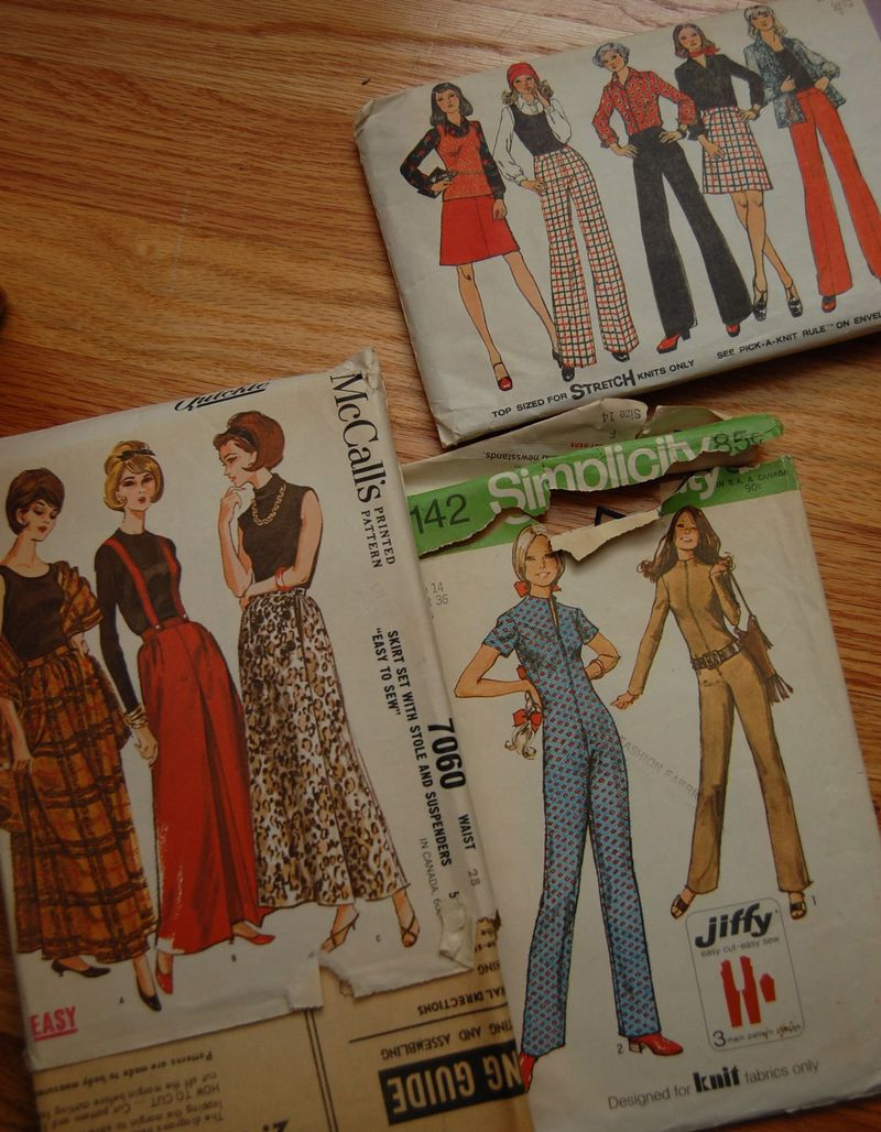 Womens vintage patterns-2