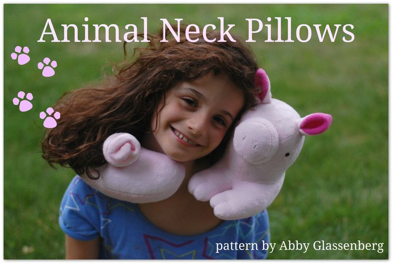 Neck pillows cover