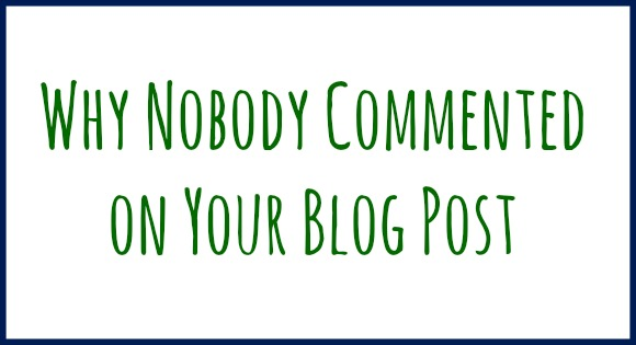 Blog Post Comment Graphic
