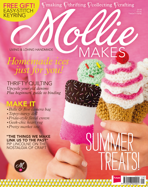 Mollie-Makes-issue-29