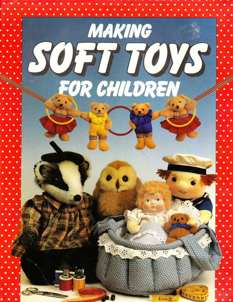 Making Soft Toys for Children