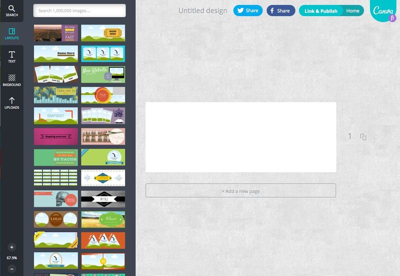 Canva 2nd screen