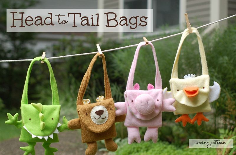 Head to Tail Bags